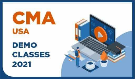 CMA US Demo Classes 2021