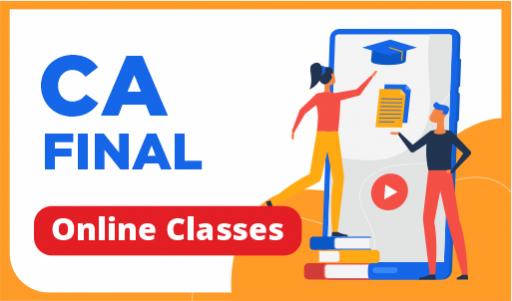 CA Final online class