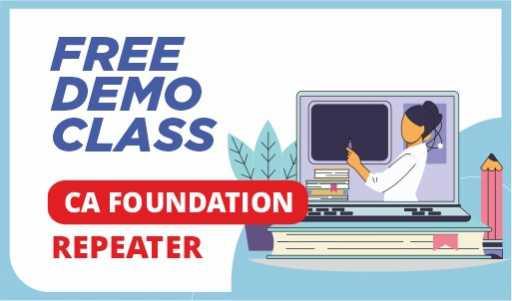 Demo - CA Foundation Repeater Recorded