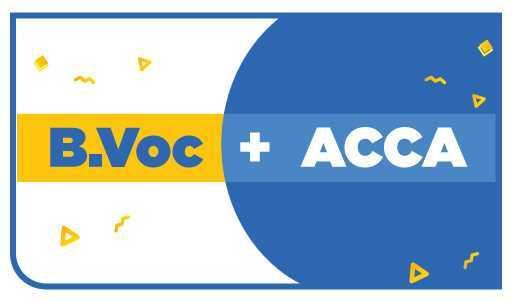 B.Voc + ACCA