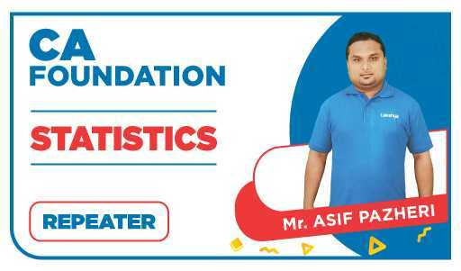 CA Foundation Repeater Statistics by Asif Pazheri