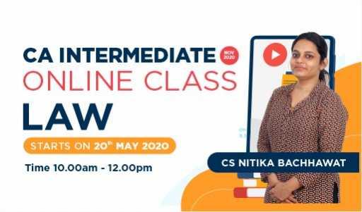 CA intermediate Accounts-CA Gaurang vays